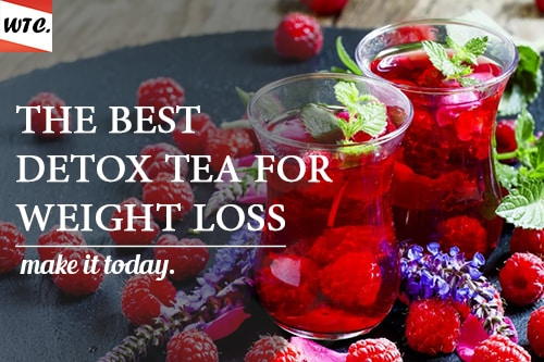 The Best Teatox Recipe Lose Weight