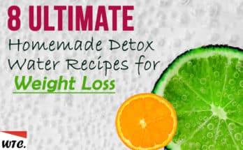 Homemade detox water recipes