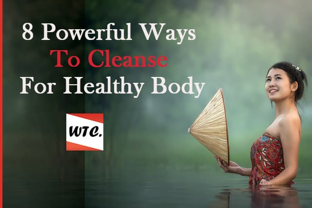 Healthy body cleanse
