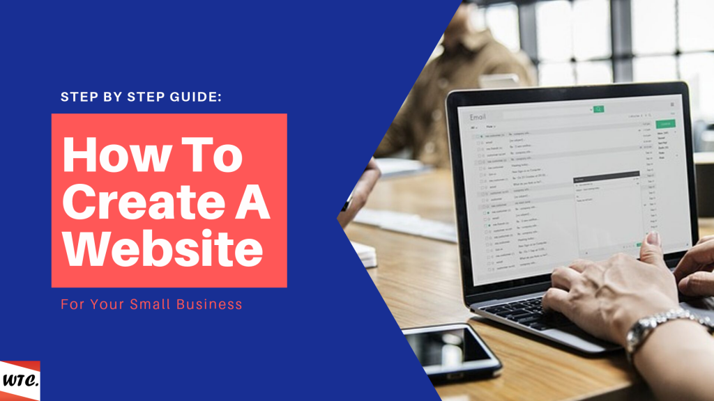 How To Create A Website for small business