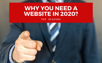 why do you need a website in 2020