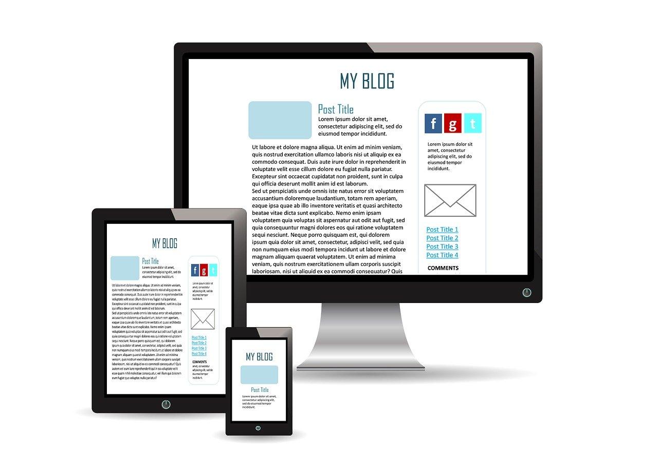 build a webste affiliate marketing