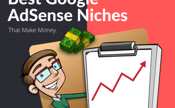 Best Google Adsense Niches
