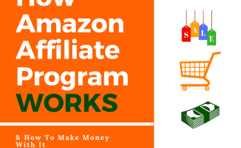 how does amazon affiliate work