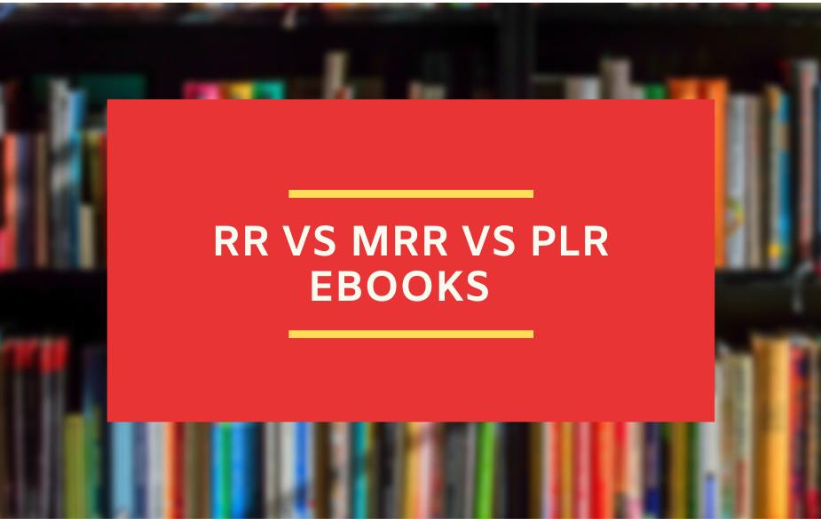 RR vs MRR vs PRL