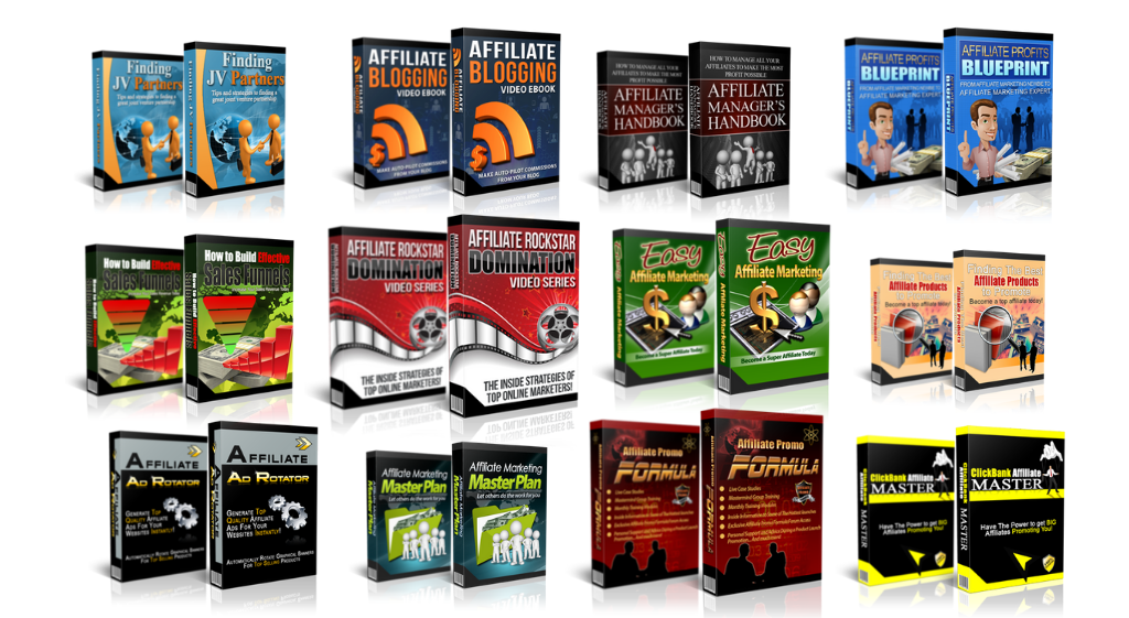 niche marketing kit affiliate