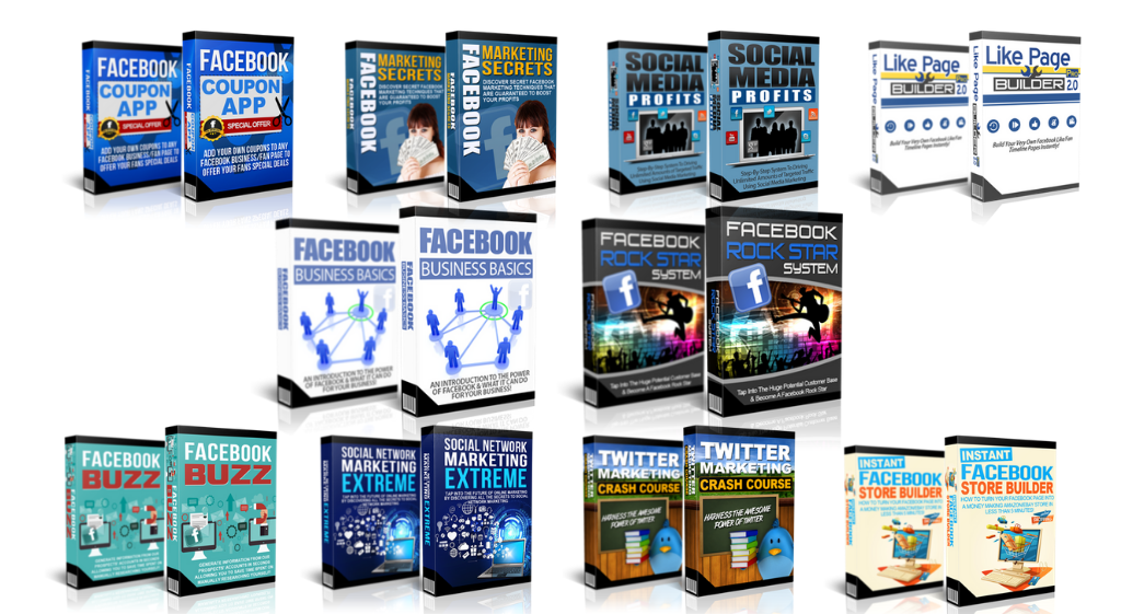 niche marketing kit social media
