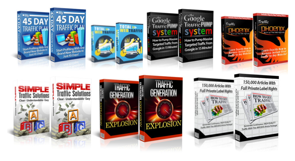 niche marketing kit website traffic