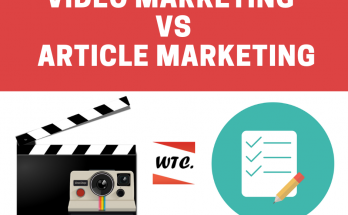 Video Marketing vs Article Marketing