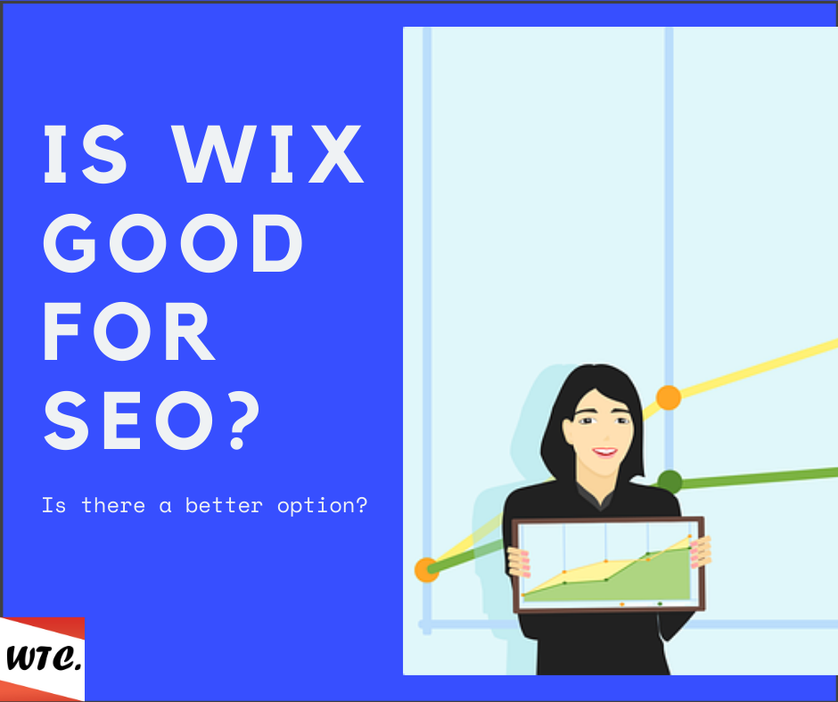 is wix good for seo