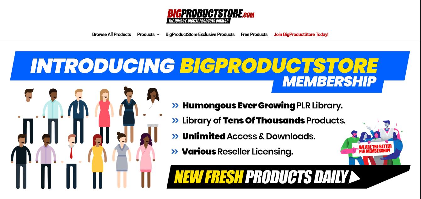 bigproductstore