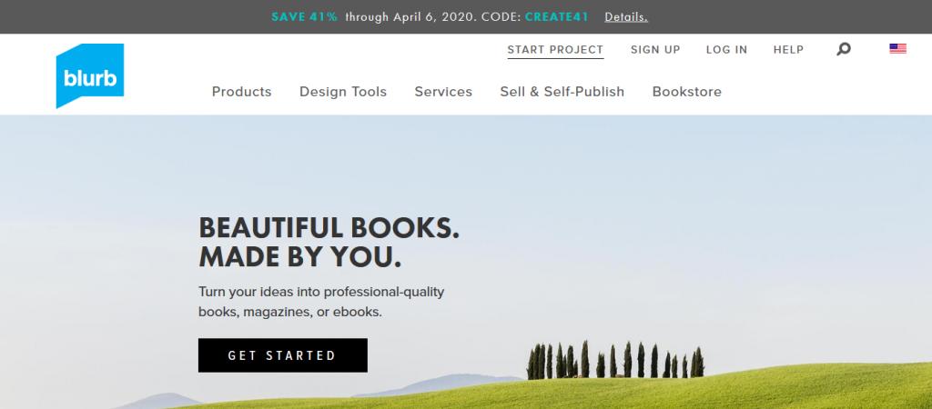 blurb ebooks