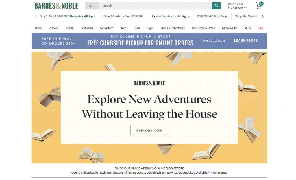 barnes and noble ebooks