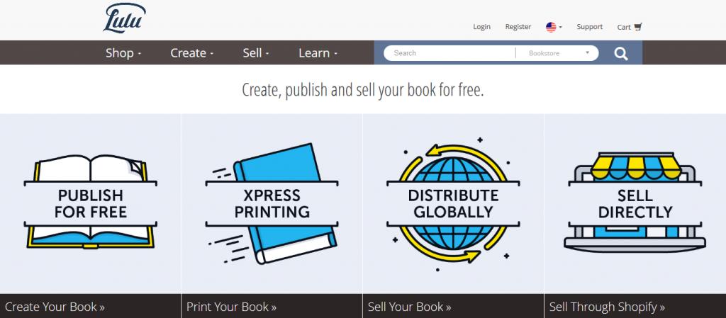 lulu.com ebooks