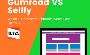 gumroad vs sellfy