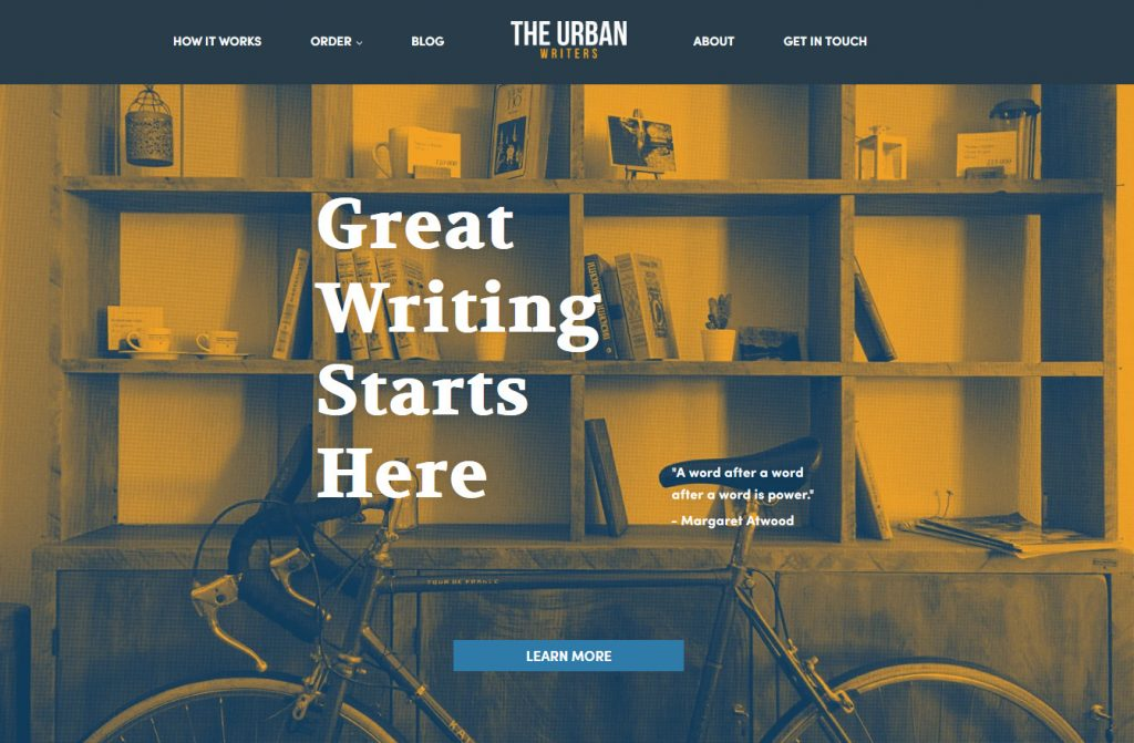 the urban writers