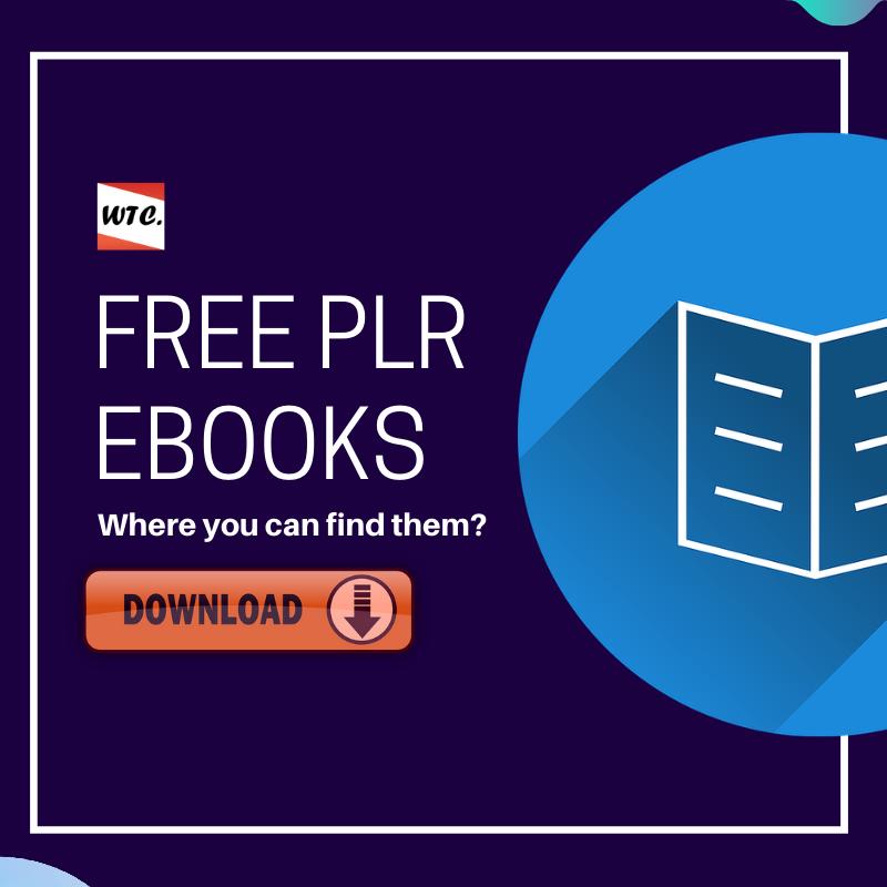 free plr ebooks