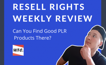 resell rights weekly review
