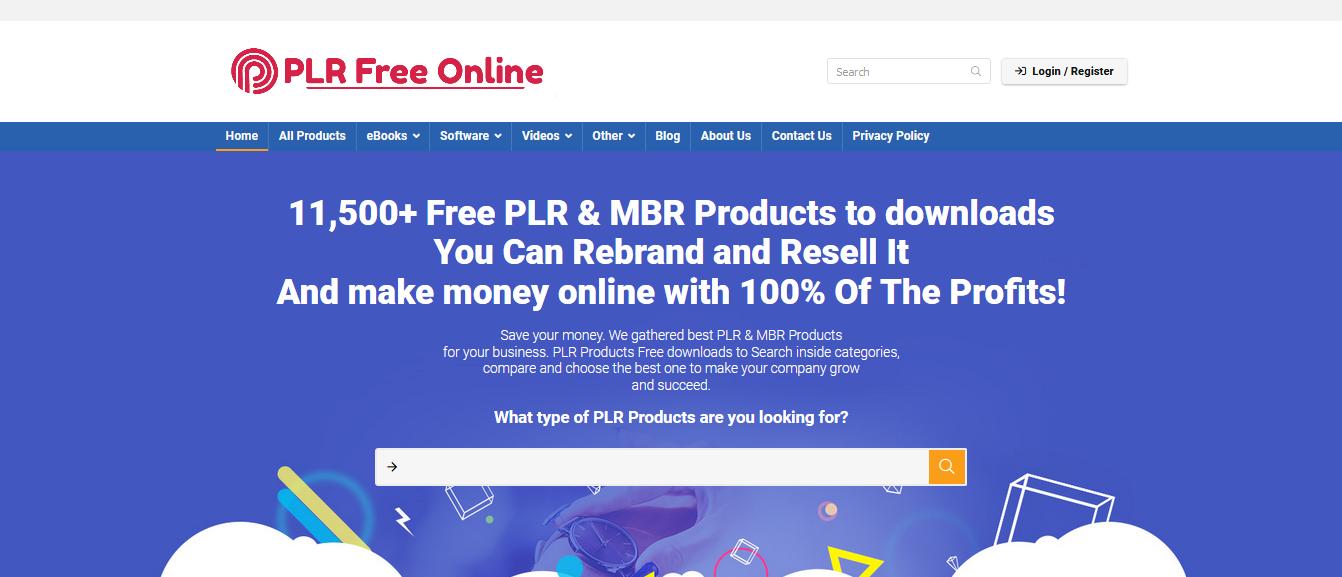 plrfreeonline.com