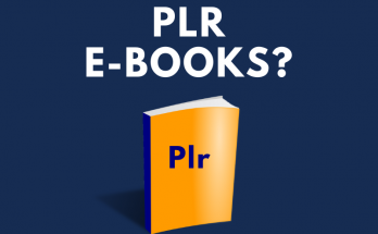 what are plr ebooks