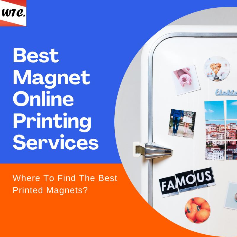 best custom magnet printing services