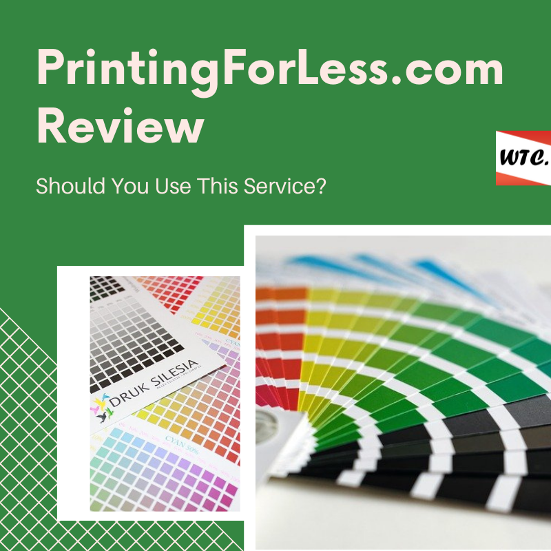Printing For Less Review
