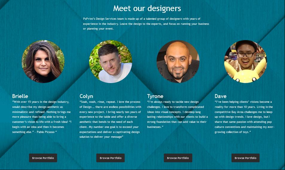 ps print design services