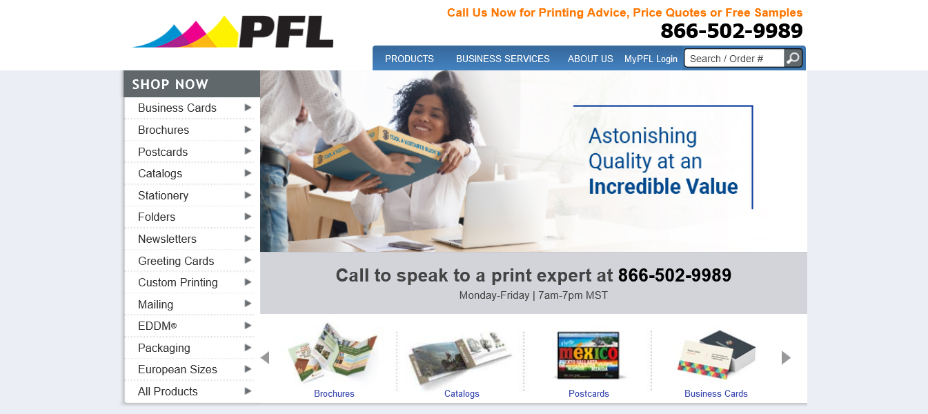 printing for less