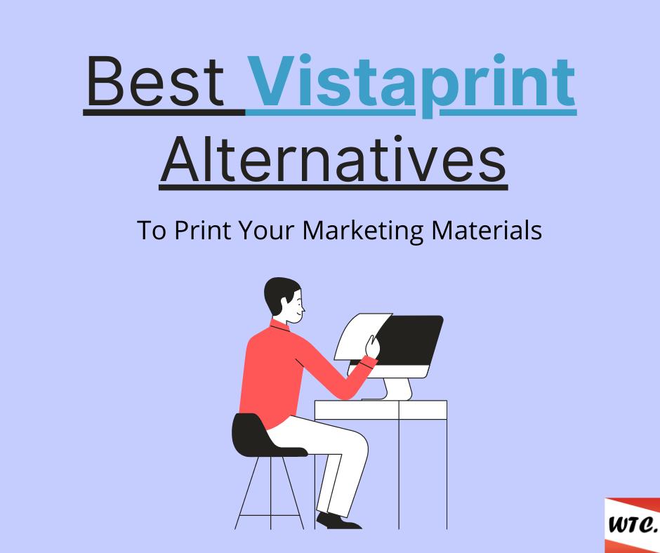 vistaprint alternatives