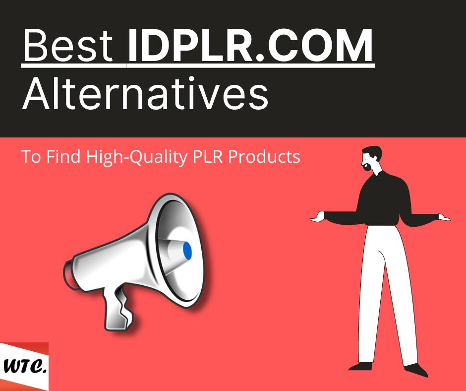 best idplr alternatives