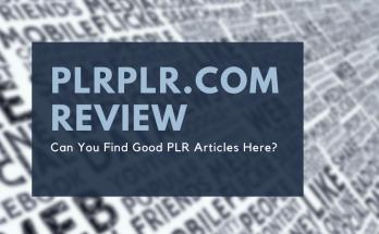 PLRPLR review