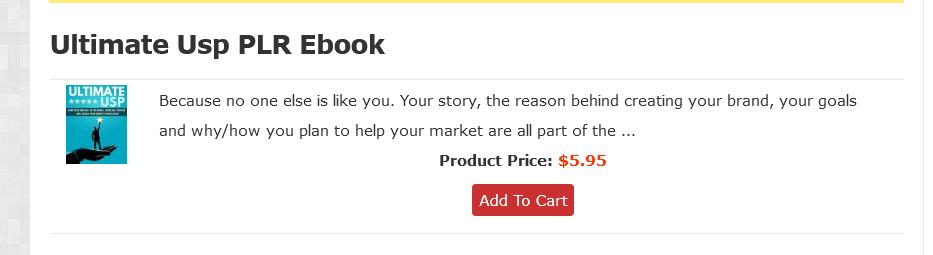 exclusive niches ebook