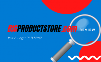 big product store