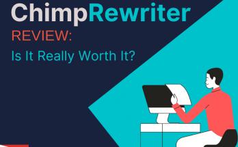 chimp rewriter review