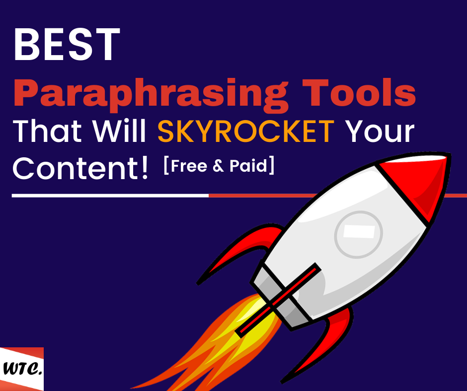best paraphrasing tools